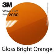 "3M Wrap Film ""Gloss Bright Orange"
