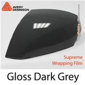 "Avery Dennison Wrap Film ""Gloss Dark Grey"