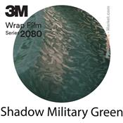 3M 2080 SB26 Film Covering Shadow Military Green