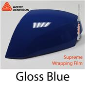 "Avery Dennison Wrap Film ""Gloss Blue"