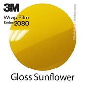 "3M Wrap Film ""Gloss Sunflower"