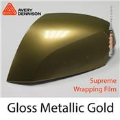 "Avery Dennison Wrap Film ""Gloss Metallic Gold"
