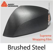 "Avery Dennison Wrap Film ""Brushed Steel"