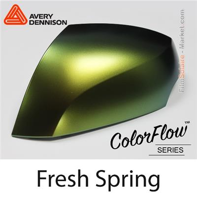 "Avery Dennison Wrap Film ""Fresh Spring"