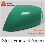 "Avery Dennison Wrap Film ""Gloss Emerald Green"