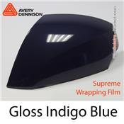 "Avery Dennison Wrap Film ""Gloss Indigo Blue"
