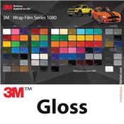 "3M Wrap Film ""Gloss Blue Raspberry"