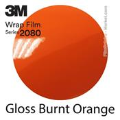 "3M Wrap Film ""Gloss Burnt Orange"