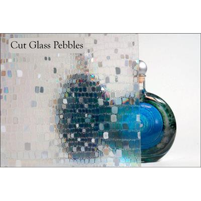 Cut Glass Pebbles