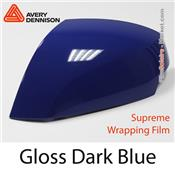 "Avery Dennison Wrap Film ""Gloss Dark Blue"