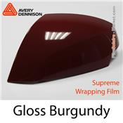 "Avery Dennison Wrap Film ""Gloss Burgundy"