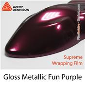 "Avery Dennison Wrap Film ""Gloss Metallic Fun Purple"
