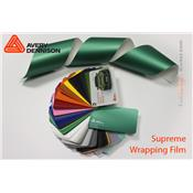 "Avery Dennison Wrap Film ""Matte Metallic Emerald Green"