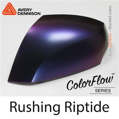"Avery Dennison SWF ColorFlow ""Rushing Riptide"""