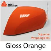 "Avery Dennison Wrap Film ""Gloss Orange"
