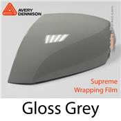 "Avery Dennison Wrap Film ""Gloss Grey"