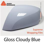 "Avery Dennison Wrap Film ""Gloss Cloudy Blue"