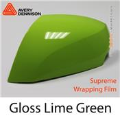 "Avery Dennison Wrap Film ""Gloss Lime Green"