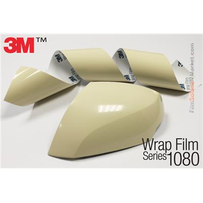 "3M Wrap Film ""Gloss Light Ivory"