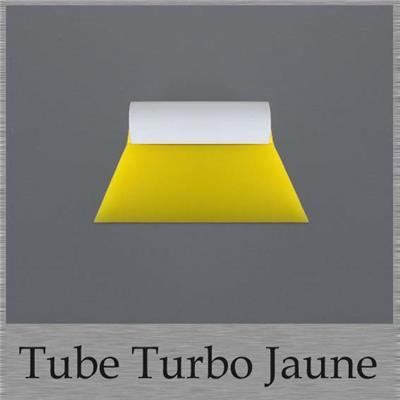 Tube Turbo Jaune 8.5 cm