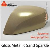 "Avery Dennison Wrap Film ""Gloss Metallic Sand Sparkle"