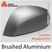 "Avery Dennison Wrap Film ""Brushed Aluminium"