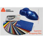 "Avery Dennison Wrap Film ""Diamond Blue"