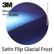 3M 2080 SP277 Film Covering Satin Flip Glacial Frost