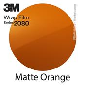 "3M Wrap Film ""Matte Orange"