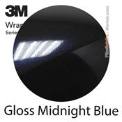 3M 2080-GP272 - Gloss Midnight Blue