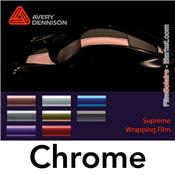 "Avery Dennison Wrap Film ""Chrome"