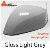 "Avery Dennison Wrap Film ""Gloss Light Grey"
