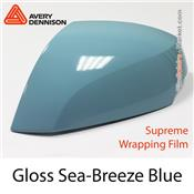 "Avery Dennison Wrap Film ""Gloss Sea-Breeze Blue"