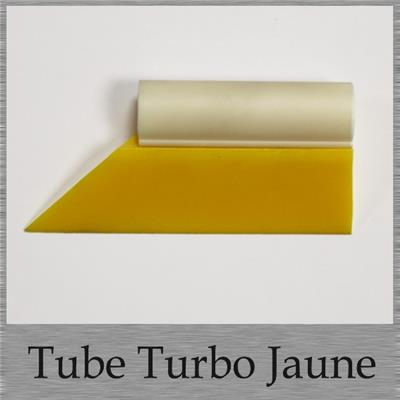 Tube Turbo Jaune 12 cm