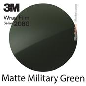 "3M Wrap Film ""Matte Military Green"