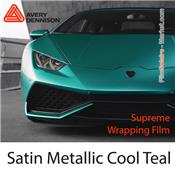 "Avery Dennison SWF ""Satin Metallic Cool Teal"""