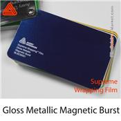 "Avery Dennison Wrap Film ""Gloss Metallic Magnetic Burst"