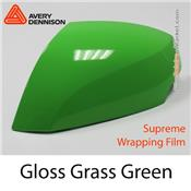 "Avery Dennison Wrap Film ""Gloss Grass Green"