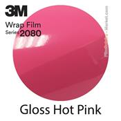"3M Wrap Film ""Gloss Hot Pink"