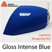 "Avery Dennison Wrap Film ""Gloss Intense Blue"