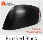 "Avery Dennison Wrap Film ""Brushed Black"