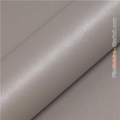 Fine Grain Leather Taupe Grey - HX30PGGTAB