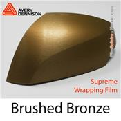 "Avery Dennison Wrap Film ""Brushed Bronze"