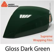 "Avery Dennison Wrap Film ""Gloss Dark Green"