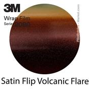 3M 2080 SP236 Film Covering Satin Flip Volcanic Flare