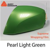 "Avery Dennison Wrap Film ""Pearl Light Green"""