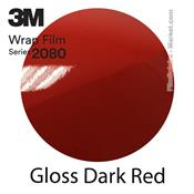 "3M Wrap Film ""Gloss Dark Red"